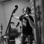 Recording Session... Che Fatica... Zadeno Trio at Tube Recording Studio.