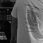 Tour and... Che Fatica... Zadeno Trio at Tube Recording Studio.