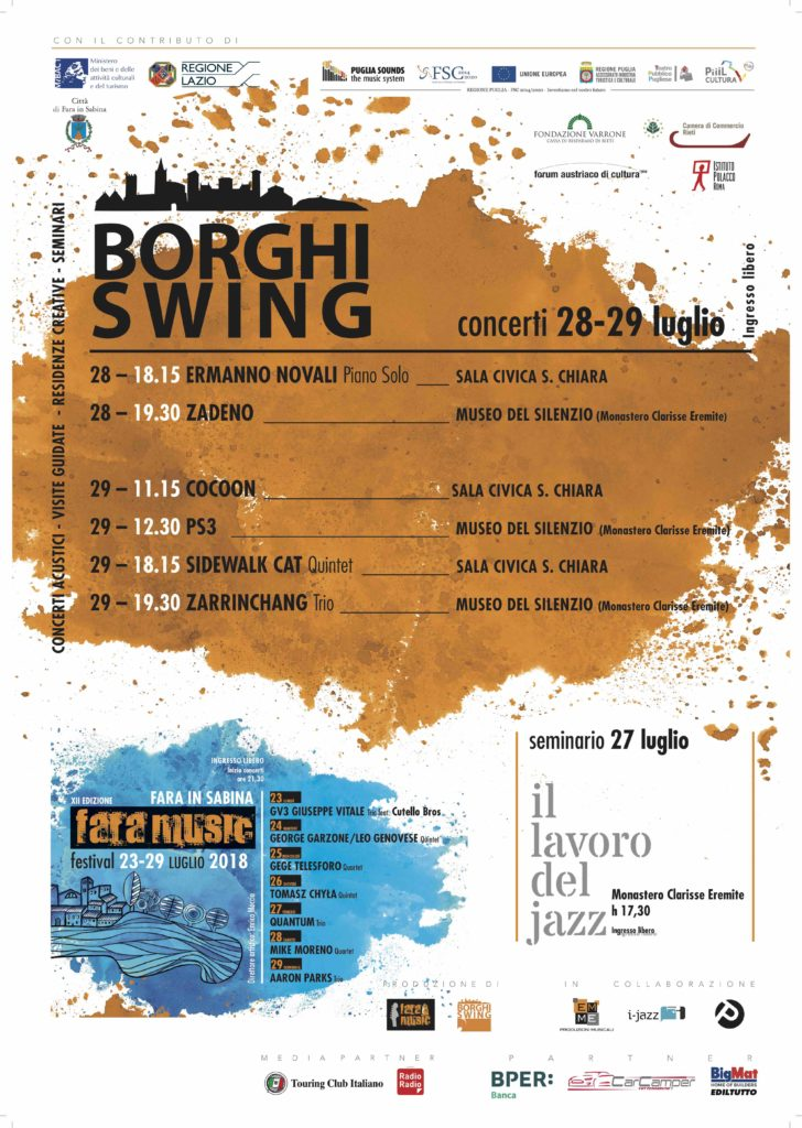 borghi swing