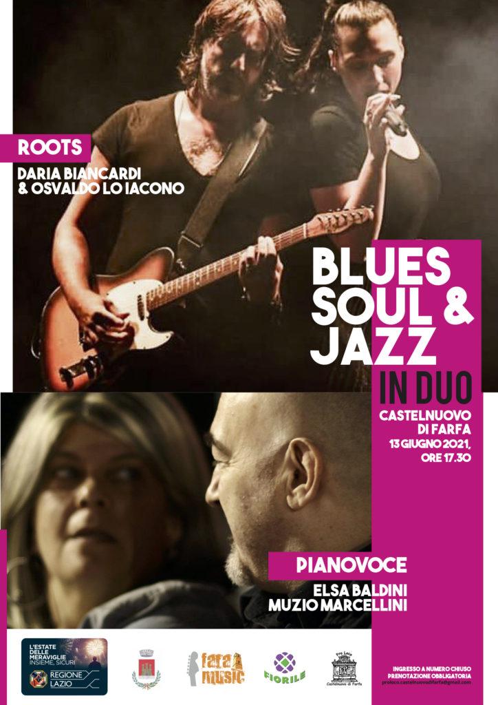 Blues Soul Jazz
