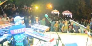 Jason Lindner @ Fara Music Festival