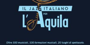 """Fara Music con il direttore artistico Enrico Moccia a """"Il Jazz italiano per l'Aquila"""""""