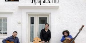 salvatore russo Gypsy Jazz Trio, Fara Music Festival