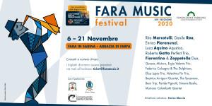 fara music 2020 evento facebook farfa 6-21 nov